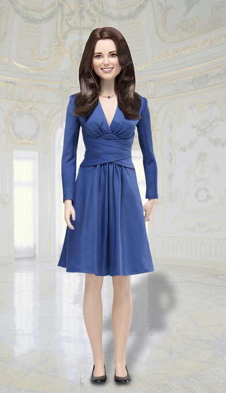 Kate Middleton doll goes on sale